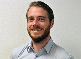 Online Marketing Manager Benjamin Fuhrmann