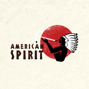 Das Firmenlogo von American Spirit